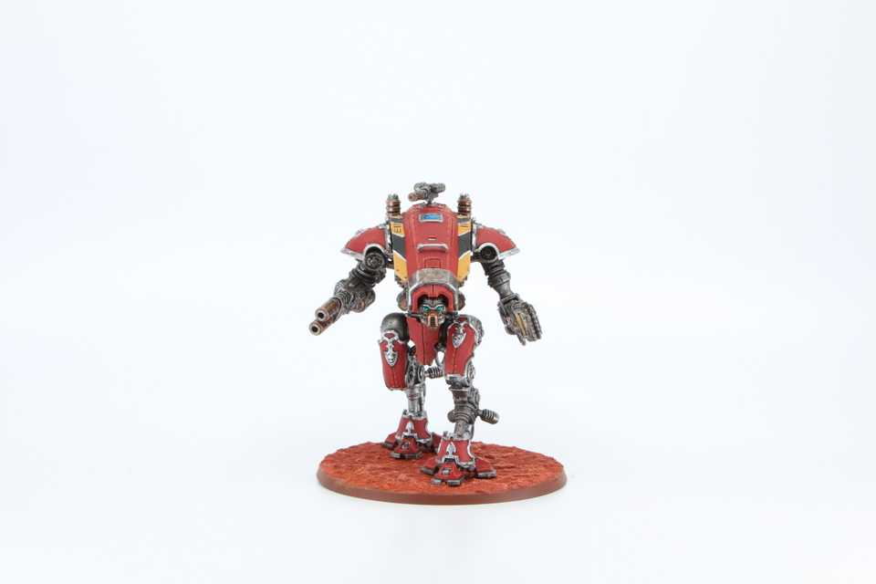 Armiger 1 Frontal