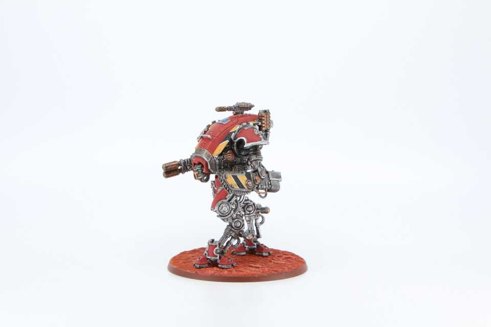 Armiger 1 Frontal Links