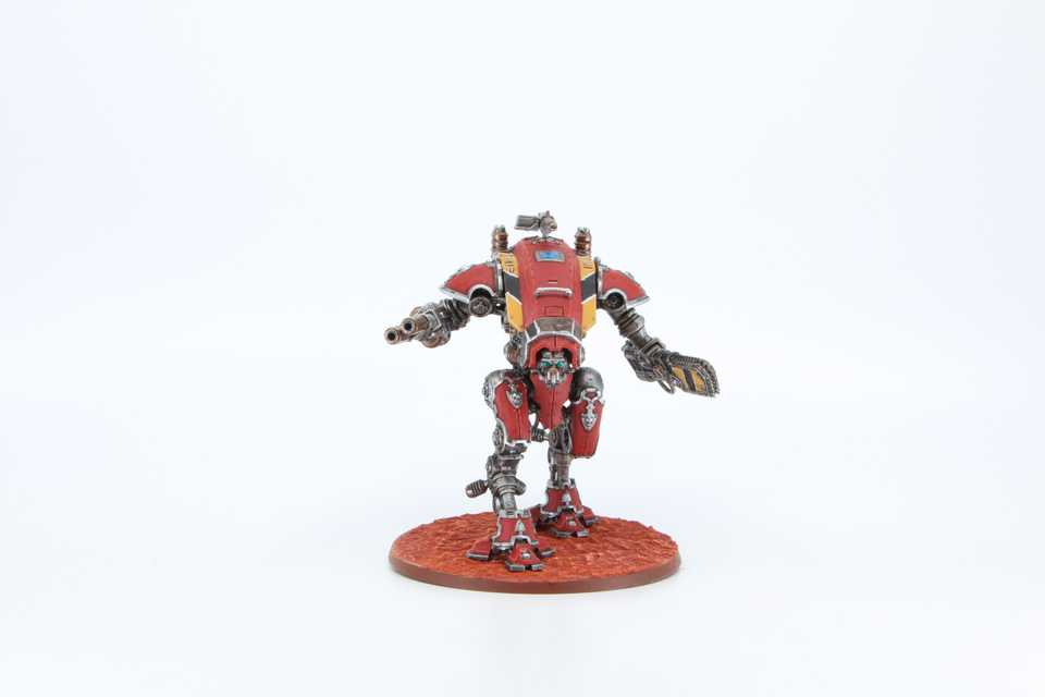 Armiger 2 Frontal