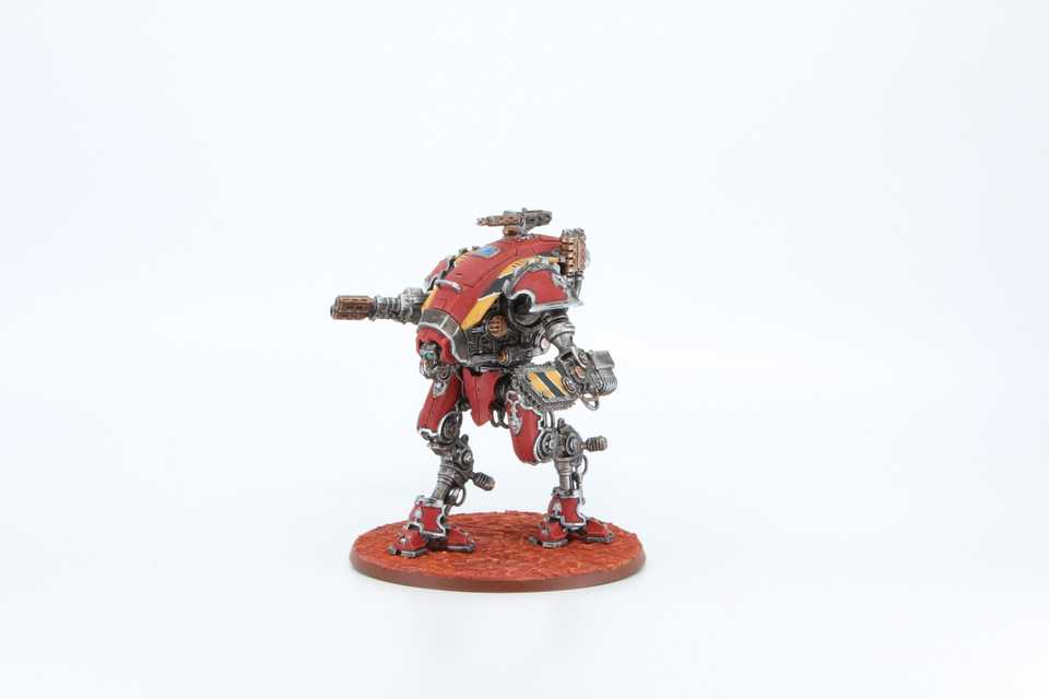 Armiger 2 Frontal Links