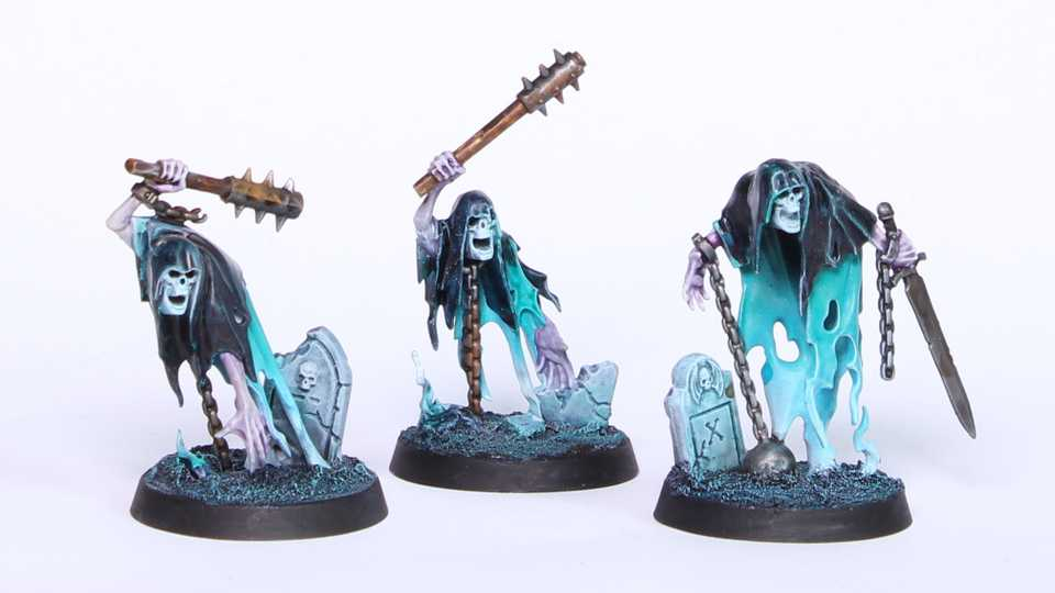 Nighhaunt Squad Part 1