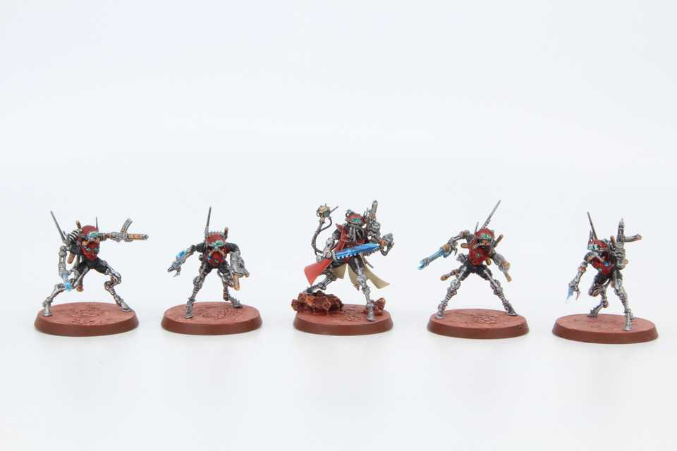 Sicarian Infiltrator Squad