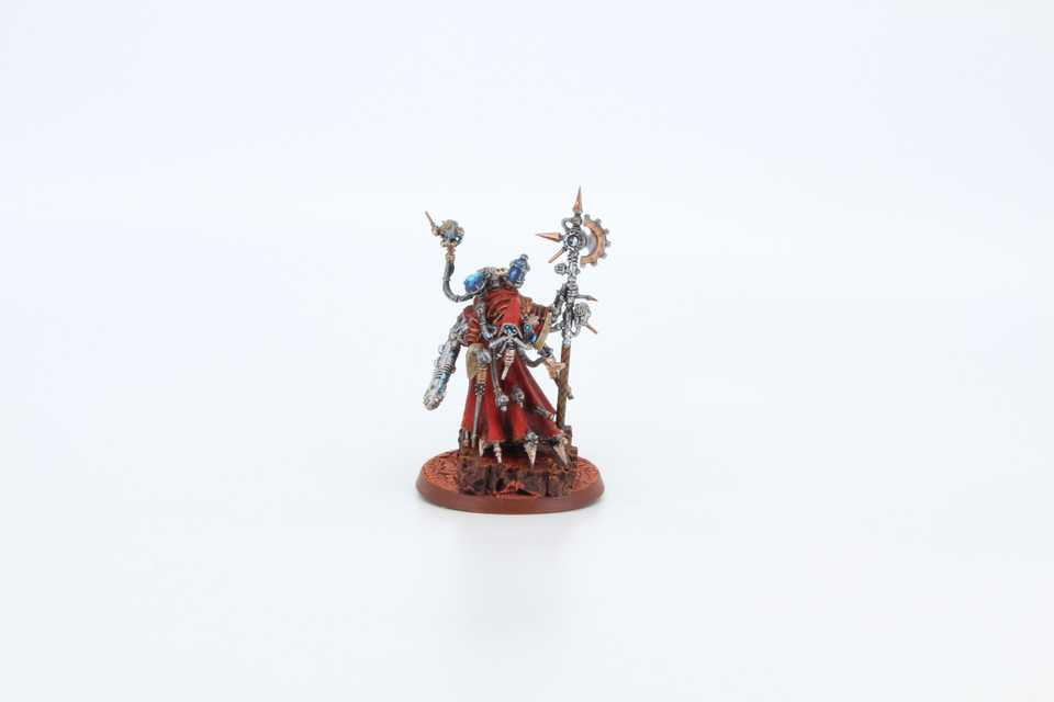 Tech Priest Dominus - Frontal