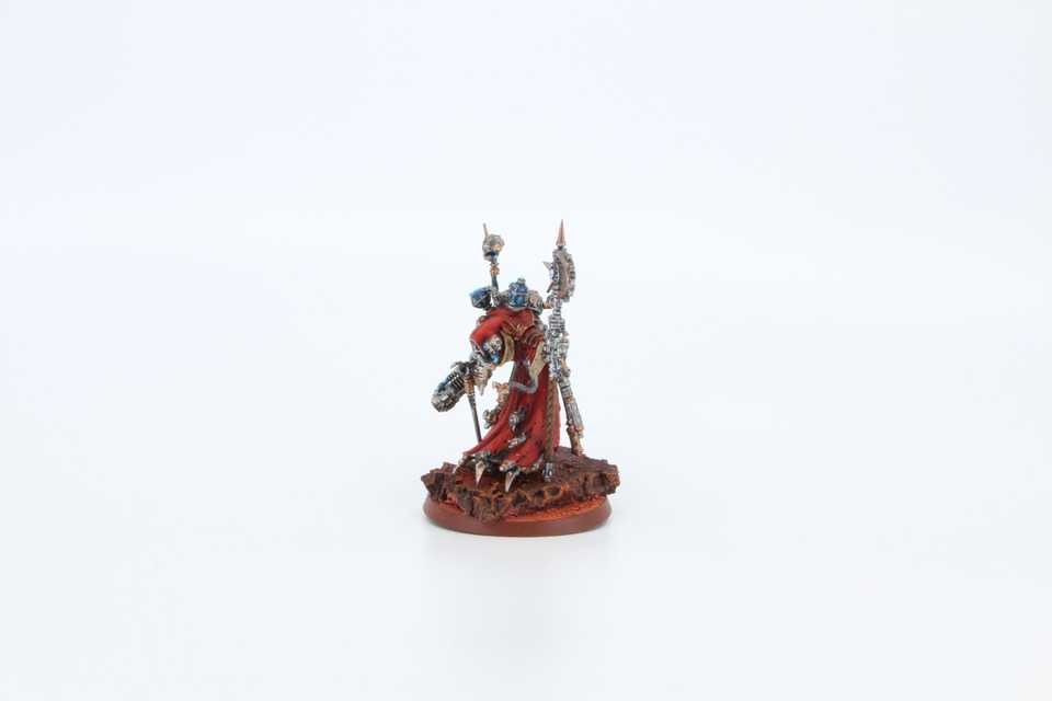 Tech Priest Dominus - Frontal Links