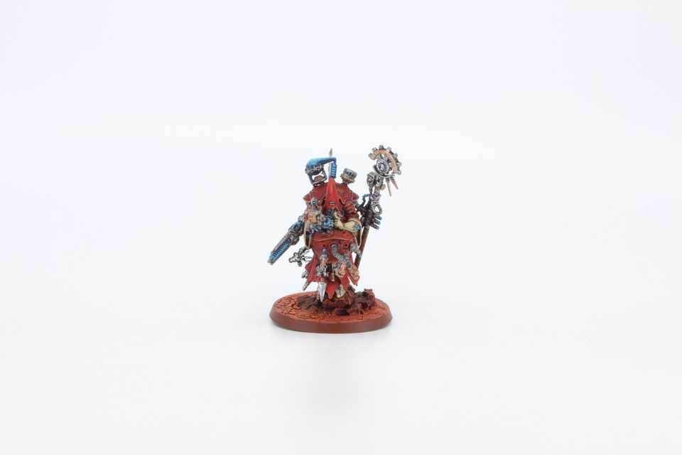 Tech Priest Manipulus - Frontal