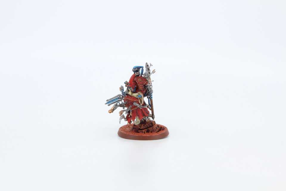 Tech Priest Manipulus - Frontal Links