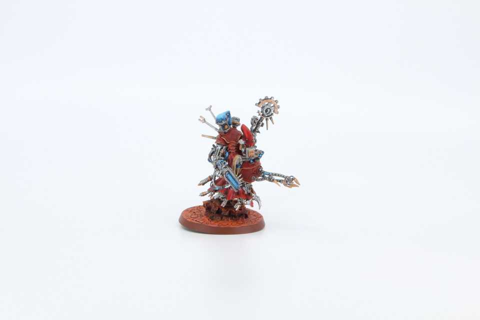 Tech Priest Manipulus - Frontal Rechts